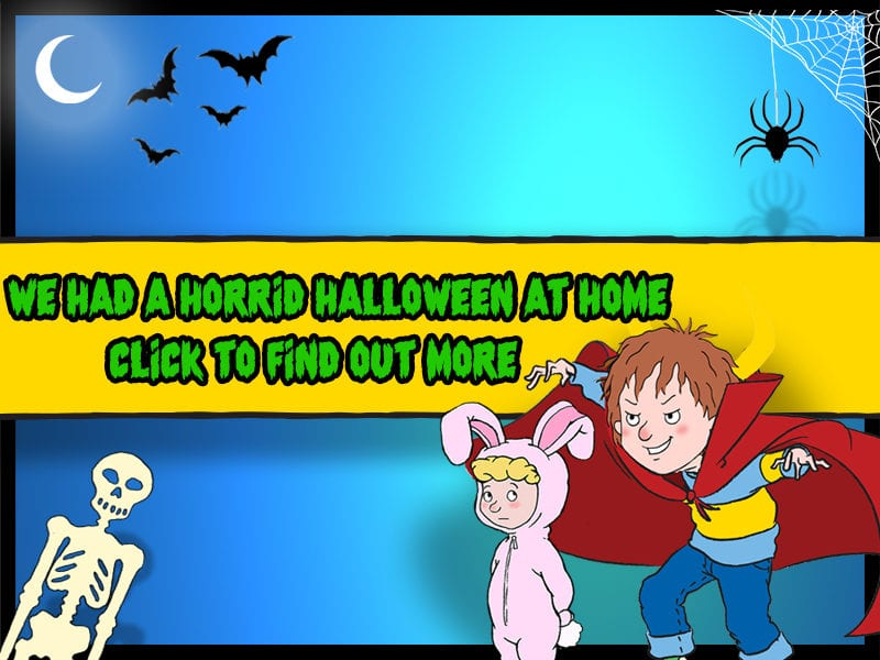 <p>Happy Horrid Halloween Horrid Henry Activities</p>