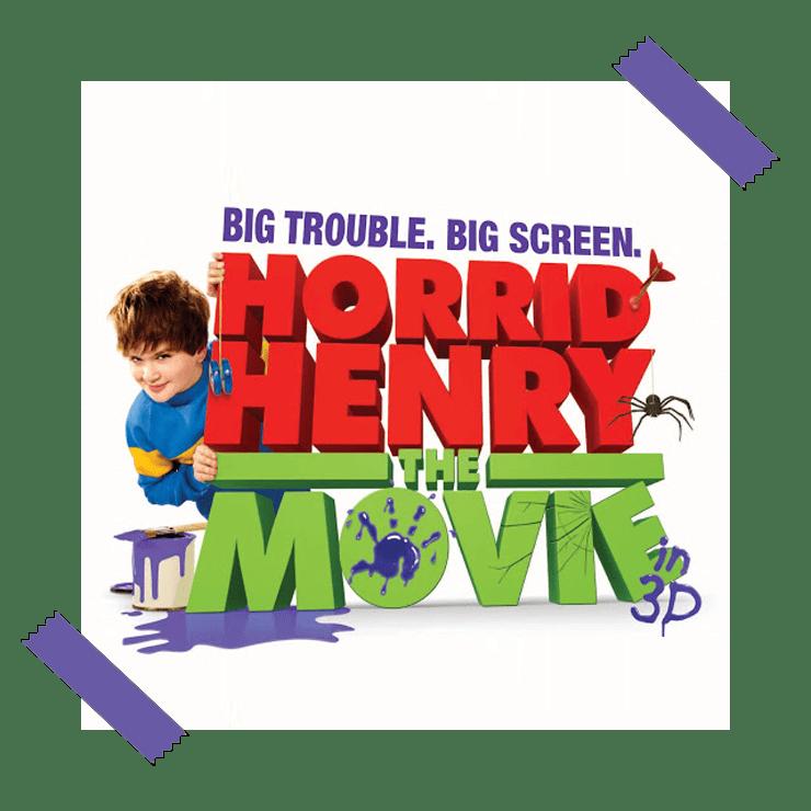 Horrid Henry the Movie!