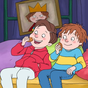 Things to watch_where to watch Horrid Henry