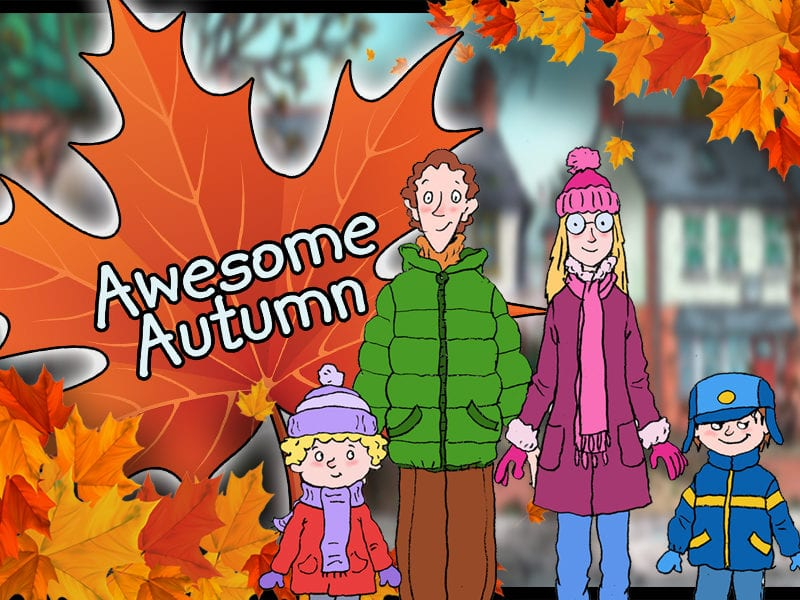 <p>Awesome Autumn</p>