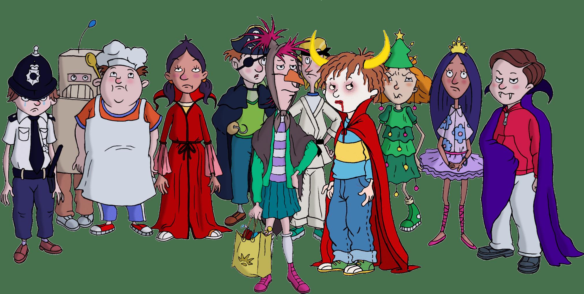 Horrid Henry Horrid Halloween