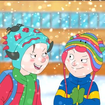 Winter Wonderland with Horrid Henry